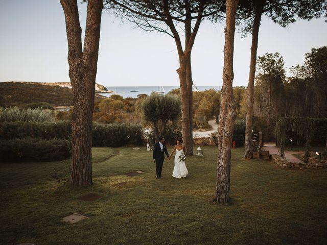Il matrimonio di Mirco e Domitilla a Porto Cervo, Sassari 74