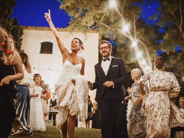 Il matrimonio di Mirco e Domitilla a Porto Cervo, Sassari 81