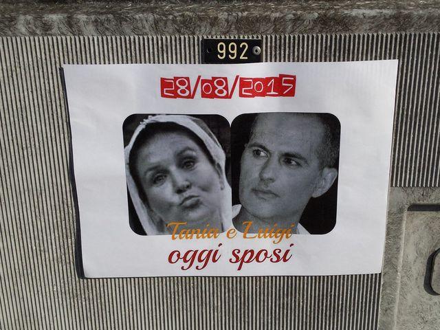 Il matrimonio di Luigi e Tania a Vigarano Mainarda, Ferrara 2