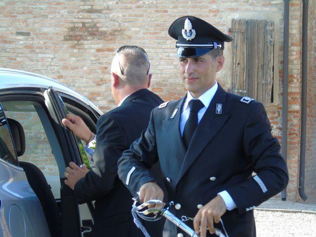 Il matrimonio di Luigi e Tania a Vigarano Mainarda, Ferrara 9