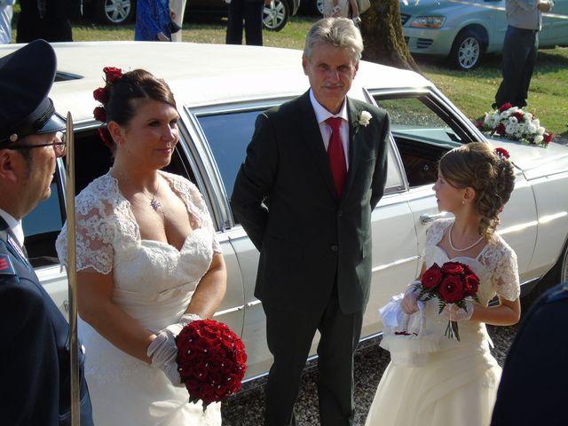 Il matrimonio di Luigi e Tania a Vigarano Mainarda, Ferrara 10