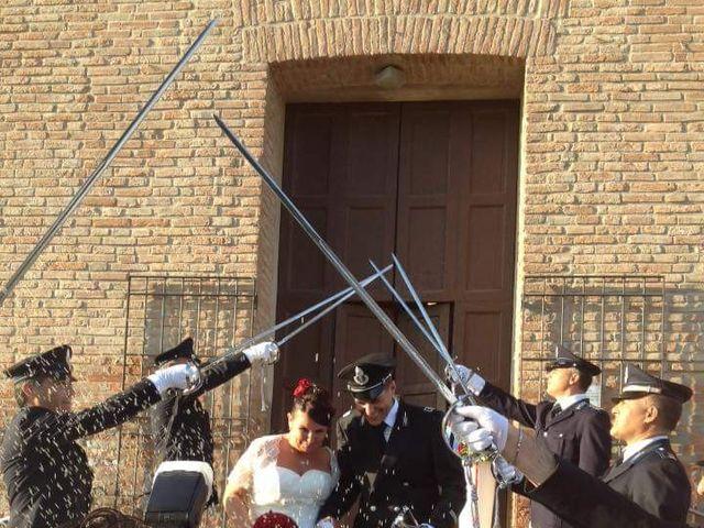 Il matrimonio di Luigi e Tania a Vigarano Mainarda, Ferrara 20