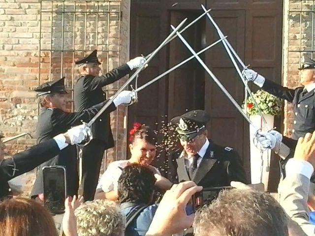 Il matrimonio di Luigi e Tania a Vigarano Mainarda, Ferrara 28