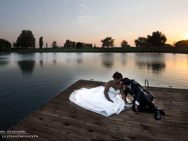 Il matrimonio di Luigi e Tania a Vigarano Mainarda, Ferrara 30