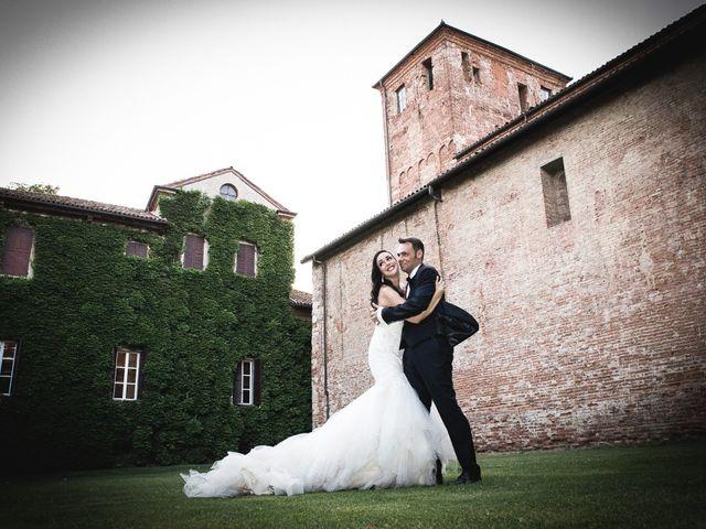 le nozze di Francesca e Alvaro