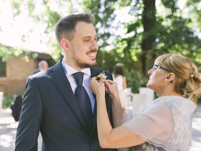 Il matrimonio di Marco e Ilaria a Brescia, Brescia 24