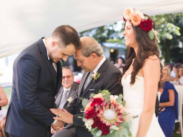 Il matrimonio di Marco e Ilaria a Brescia, Brescia 28