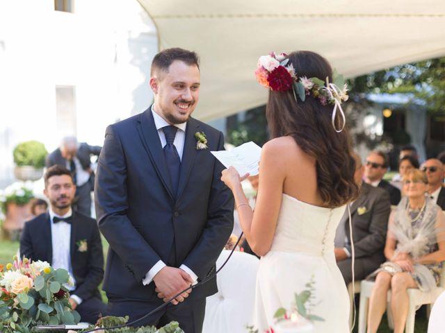 Il matrimonio di Marco e Ilaria a Brescia, Brescia 34
