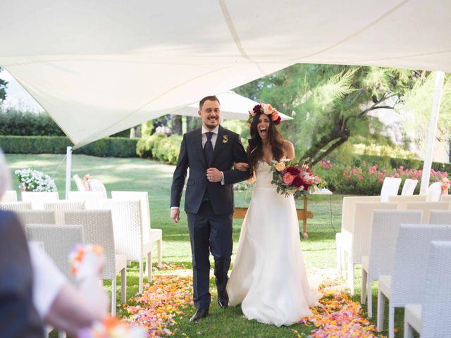 Il matrimonio di Marco e Ilaria a Brescia, Brescia 35