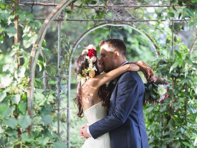 Il matrimonio di Marco e Ilaria a Brescia, Brescia 42