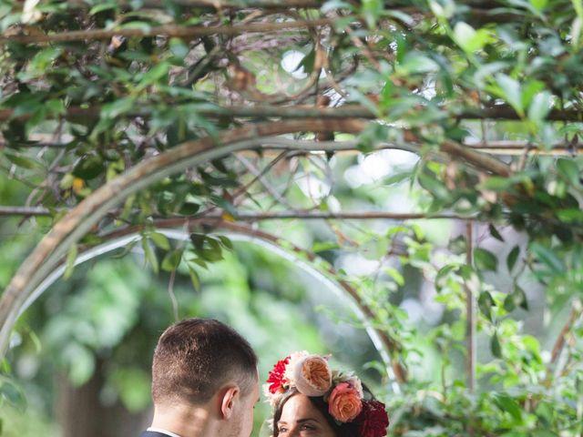 Il matrimonio di Marco e Ilaria a Brescia, Brescia 43