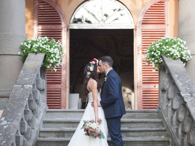 Il matrimonio di Marco e Ilaria a Brescia, Brescia 48