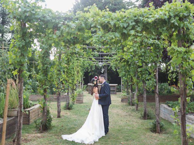 Il matrimonio di Marco e Ilaria a Brescia, Brescia 50