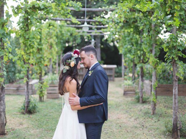Il matrimonio di Marco e Ilaria a Brescia, Brescia 51
