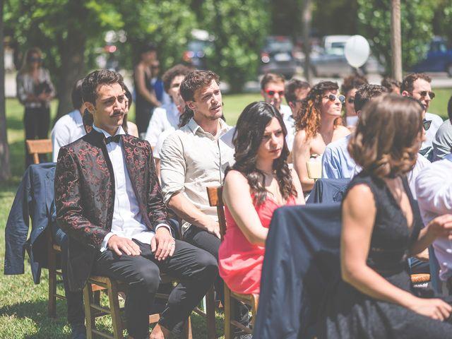 Il matrimonio di Leonardo e Lisa a Macerata, Macerata 15