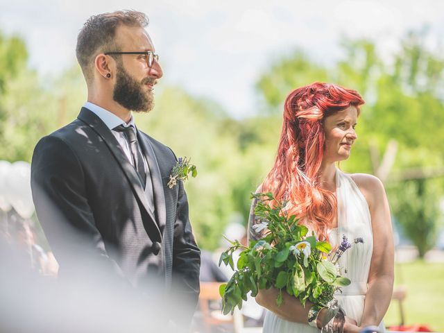 Il matrimonio di Leonardo e Lisa a Macerata, Macerata 20