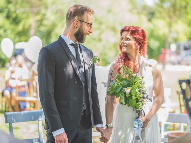 Il matrimonio di Leonardo e Lisa a Macerata, Macerata 22