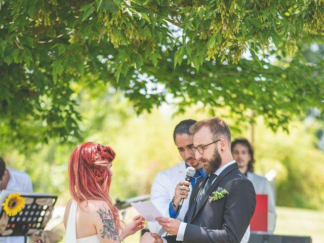 Il matrimonio di Leonardo e Lisa a Macerata, Macerata 53