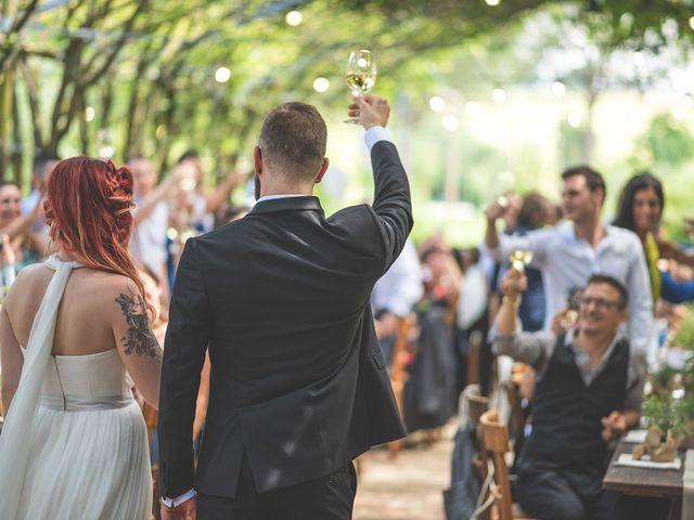 Il matrimonio di Leonardo e Lisa a Macerata, Macerata 78