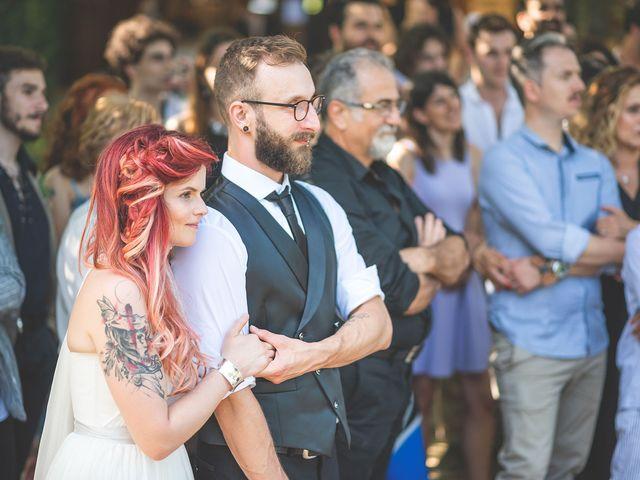 Il matrimonio di Leonardo e Lisa a Macerata, Macerata 106