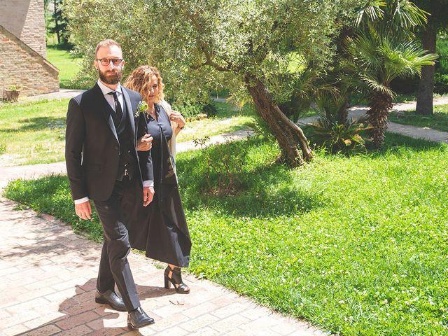 Il matrimonio di Leonardo e Lisa a Macerata, Macerata 6