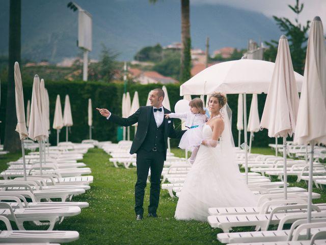 Il matrimonio di Alessandro e Saida a Loano, Savona 4