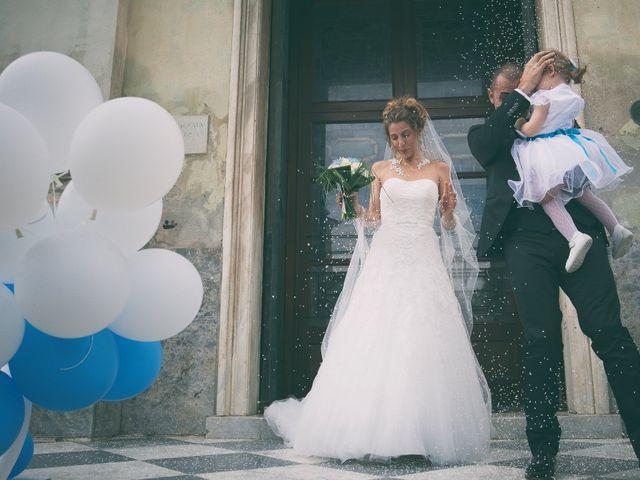 Il matrimonio di Alessandro e Saida a Loano, Savona 13