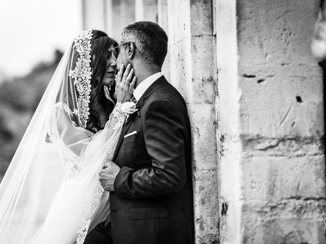 Le nozze di Chiara e Gianfranco