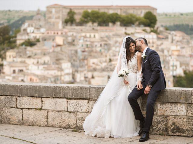 Il matrimonio di Gianfranco e Chiara a Ragusa, Ragusa 61