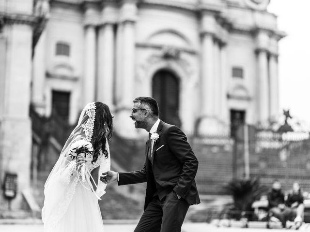 Il matrimonio di Gianfranco e Chiara a Ragusa, Ragusa 71