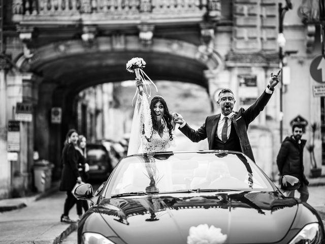 Il matrimonio di Gianfranco e Chiara a Ragusa, Ragusa 73
