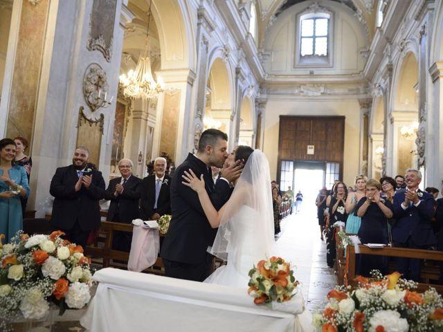 Il matrimonio di Cinzia e Luca a Catania, Catania 1