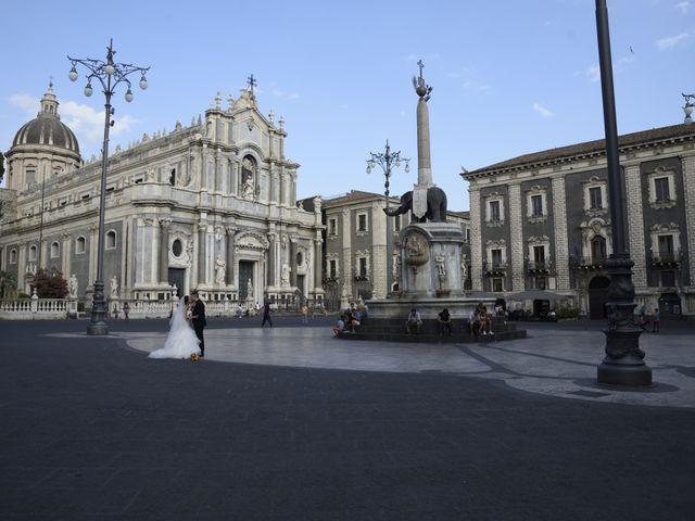 Il matrimonio di Cinzia e Luca a Catania, Catania 2
