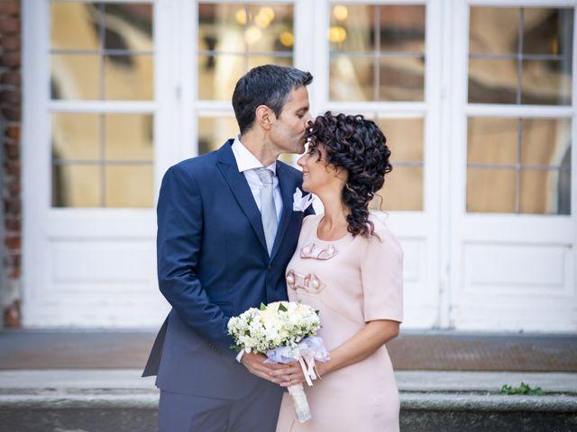 Le nozze di Vanessa e Angelo