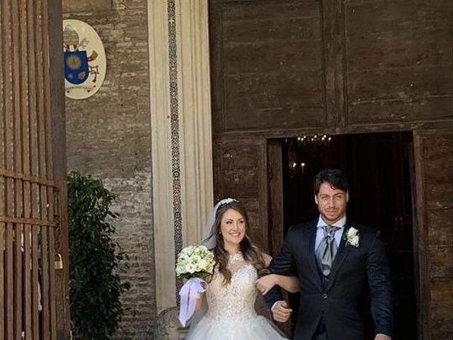 Il matrimonio di Mauro e Sara  a Roma, Roma 3