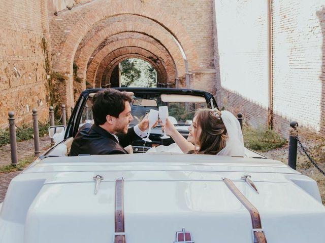 Il matrimonio di Mauro e Sara  a Roma, Roma 1