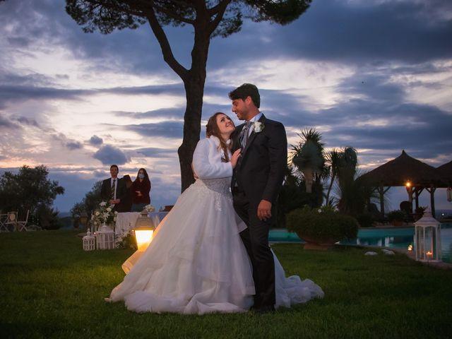 Il matrimonio di Mauro e Sara  a Roma, Roma 12