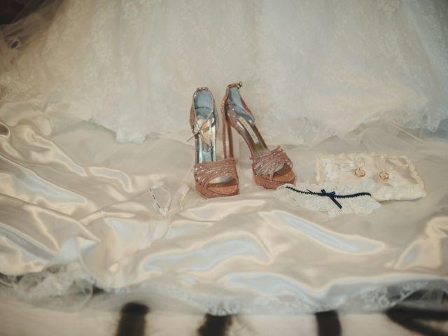 Il matrimonio di Iacopo e Giulia a Chiusdino, Siena 2