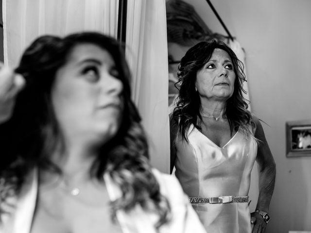 Il matrimonio di Iacopo e Giulia a Chiusdino, Siena 8