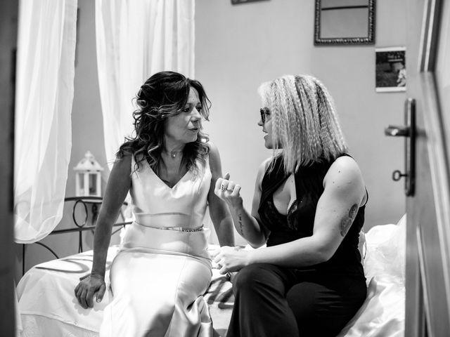 Il matrimonio di Iacopo e Giulia a Chiusdino, Siena 9