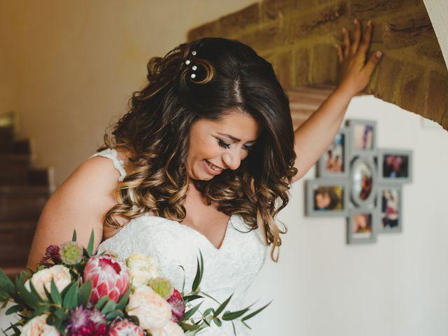 Il matrimonio di Iacopo e Giulia a Chiusdino, Siena 20