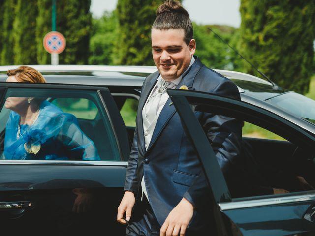 Il matrimonio di Iacopo e Giulia a Chiusdino, Siena 23