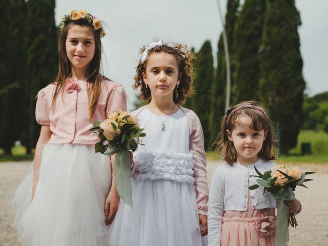 Il matrimonio di Iacopo e Giulia a Chiusdino, Siena 24