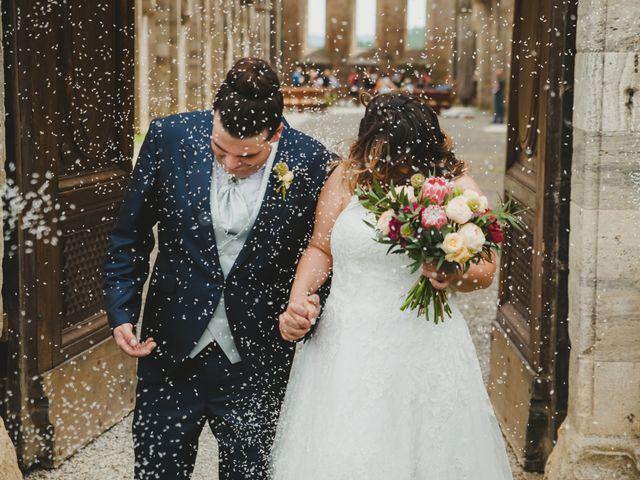 Il matrimonio di Iacopo e Giulia a Chiusdino, Siena 47