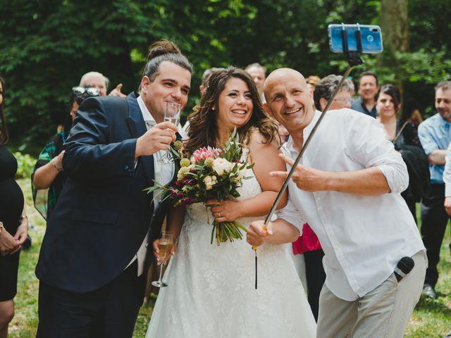 Il matrimonio di Iacopo e Giulia a Chiusdino, Siena 68