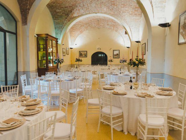Il matrimonio di Iacopo e Giulia a Chiusdino, Siena 69