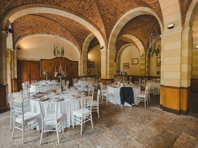 Il matrimonio di Iacopo e Giulia a Chiusdino, Siena 74
