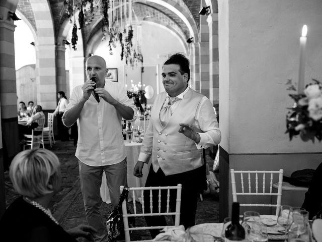 Il matrimonio di Iacopo e Giulia a Chiusdino, Siena 79