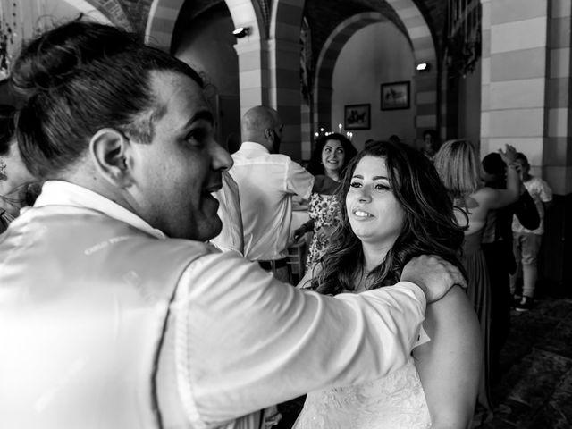 Il matrimonio di Iacopo e Giulia a Chiusdino, Siena 87