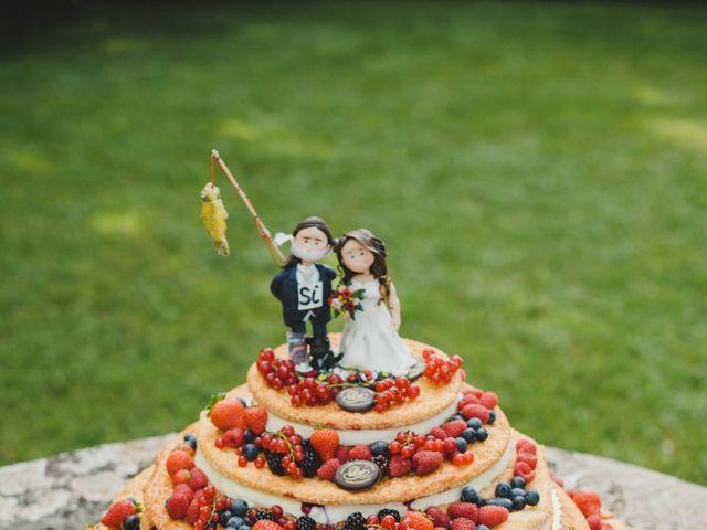 Il matrimonio di Iacopo e Giulia a Chiusdino, Siena 90